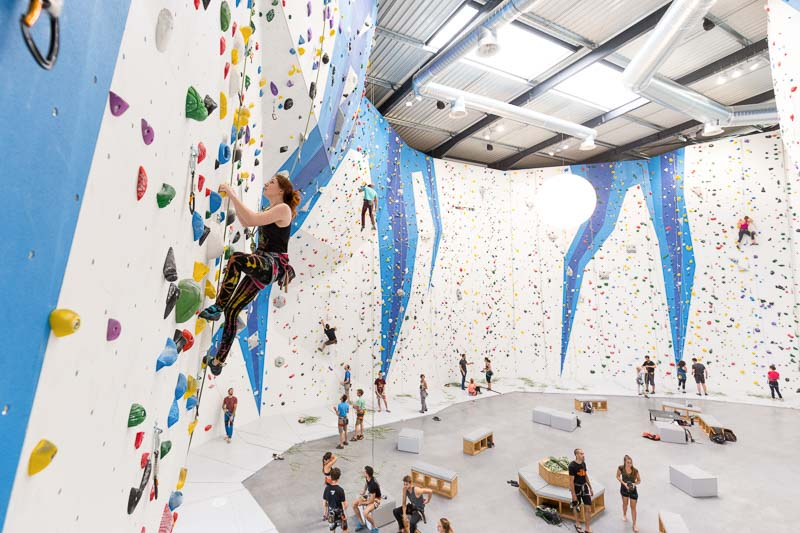 Escalade en salle : Climb Up Bordeaux Mérignac